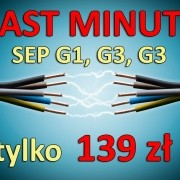 SEP LAST MINUTE 2 180x180 - Nowy kurs na uprawnienia typu G1,G2 i G3 już 20-21.10.2016!