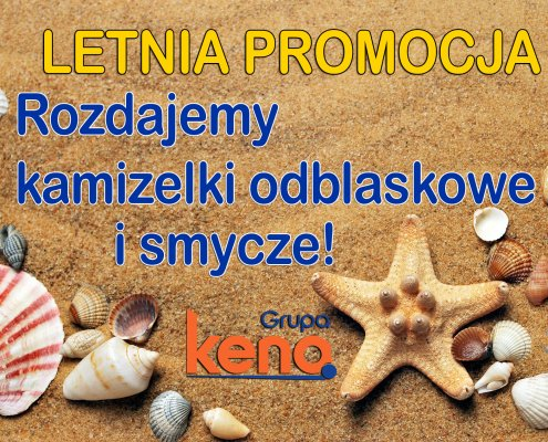 Letnia PROMOCJA 495x400 - Letnia promocja - dodatkowe terminy kursów na wózki widłowe!