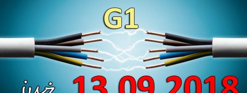 LAST MINUTE kurs na uprawnienia typu G1 już 13.09.2018!