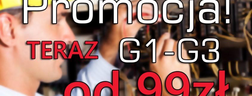 Kurs G1, G2, G3 w Grupie KENA