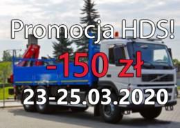 HDS promocja