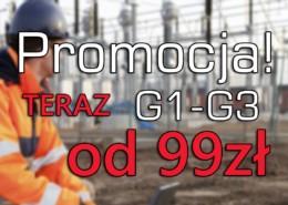 Kurs na uprawnienia SEP G1, G2, G3 21.04.2021 - Grupa KENA