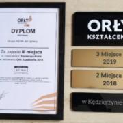 Orly 3 2 180x180 - Grupa KENA laureatem II miejsca Orłów Kształcenia - 9,7 pkt. na 10 pkt!