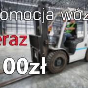 06.10.2020 KURS na wózki widłowe IIWJO z UDT! AŻ 100 zł TANIEJ!