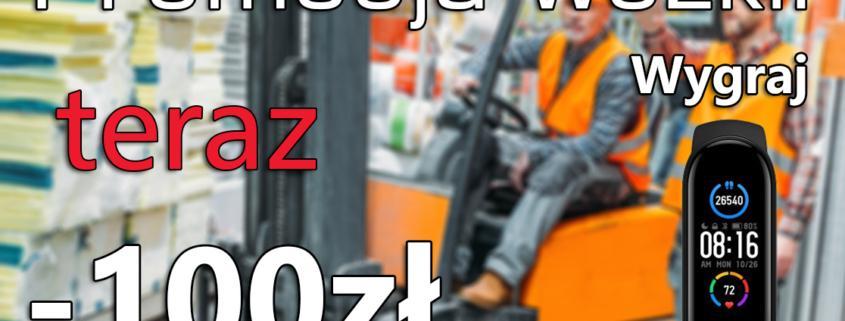 Kurs na wózki widłowe