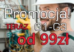 Kurs na uprawnienia SEP G1, G2, G3 22.04.2021 - Grupa KENA