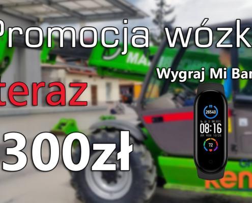 Wozek JCB IWJO Manitou
