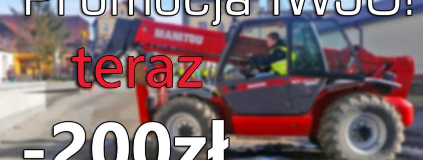 Kurs na wózki widłowe IWJO UDT 23.08.2021 - Grupa KENA